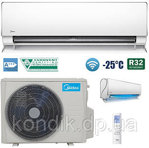 Кондиционер MIDEA MT-12N8D6-I/MBT-12N8D6-O ULTIMATE COMFORT  DC Inverter 2018, фото 2