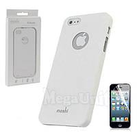 Moshi Пластиковый чехол (+пленка) для Apple iPhone 5/5S/SE, фото 1