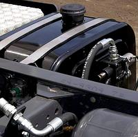 Комплект гидравлической системы на Scania GRS895 R