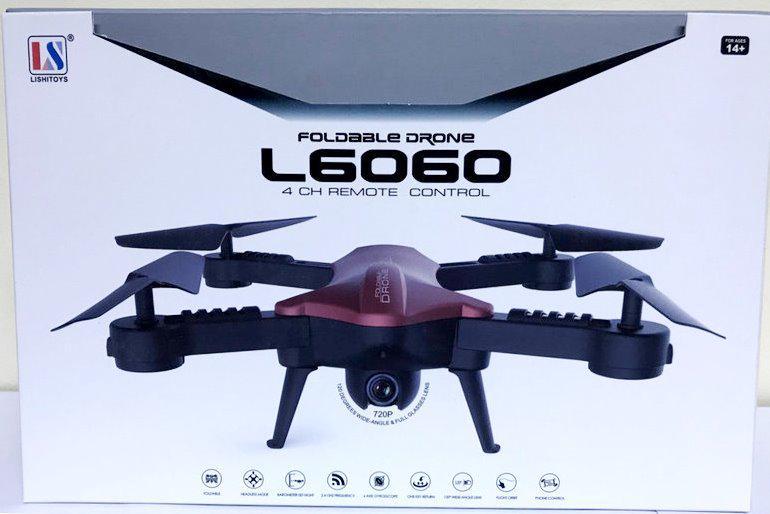Квадрокоптер L6060 4CH Remote Control