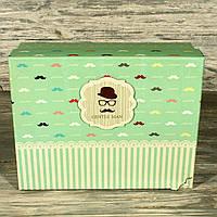 Подарочная коробка с ДЕФЕКТОМ 13303