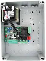 CAME ZF1N Блок управления в боксе с трансформатором, контроллер для распашных ворот, фото 1