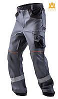 Спецодежда брюки рабочие мужские с защитой / с карманами AURUM (цена с НДС), фото 1