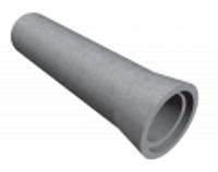 Труба железобетонная Тс 120.30-2+резиновое кольцо