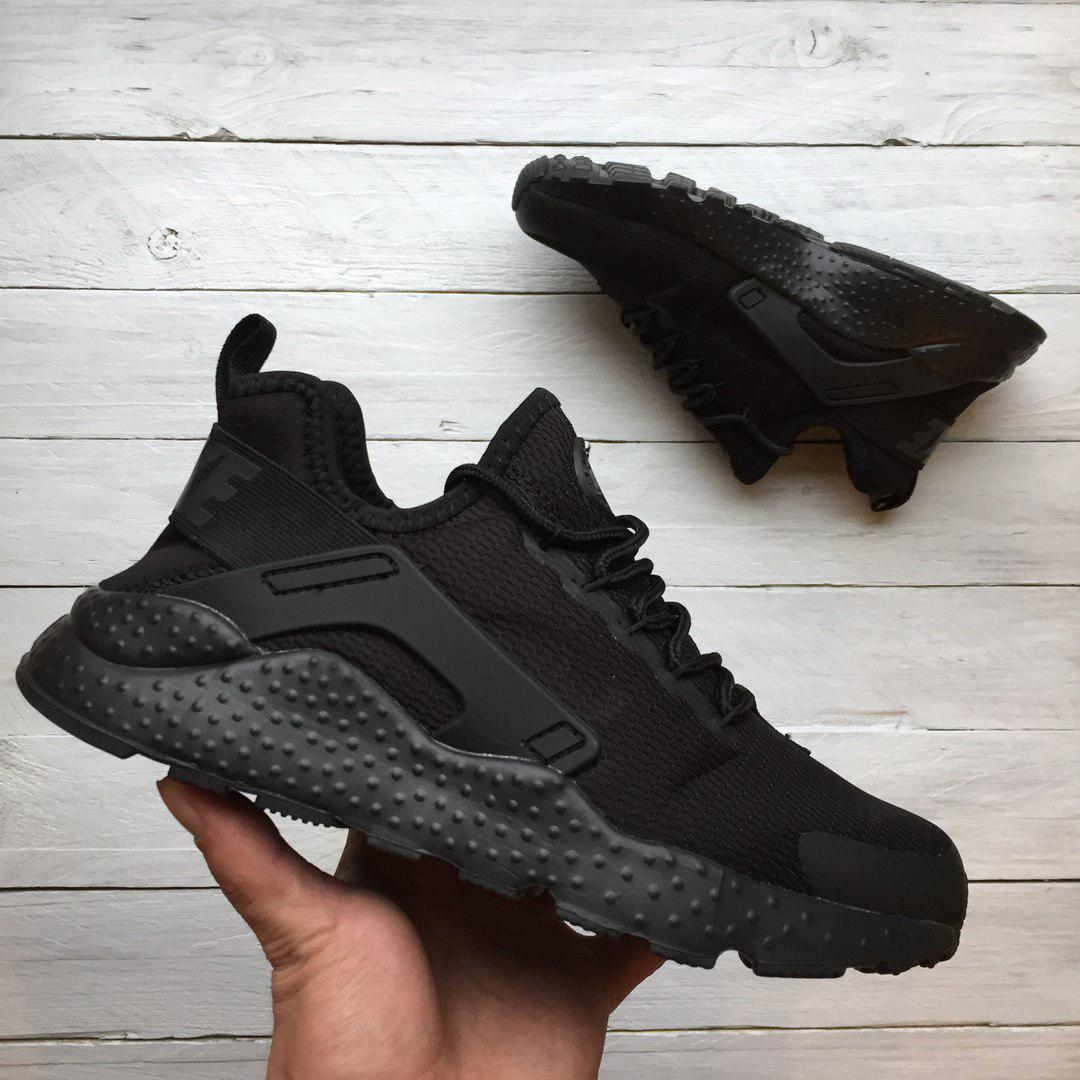 Nike Air Huarache Ultra Black  1e4c0b7410b79