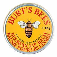 Бальзам для губ с пчелиным воском Burt's Bees Beeswax Lip Balm, фото 1