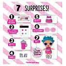 "L.O.L. Surprise Glitter Series 100% Оригинал Кукла Лол  ""Блестящий сюрприз"" MGA, фото 4"