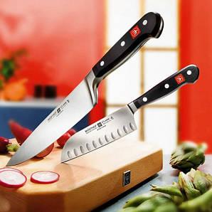 Ножи кухонные, доски разделочные