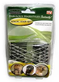 Набор чудо заколок Magic Hair Set