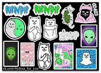 Stickers Pack Ripndip, Lord Nermal #200