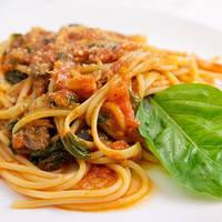 Спагетти с артишоками