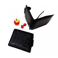 Кожаные портмоне Sezfert (черный)12*7