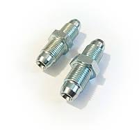 Перехідник (реверс, з'єднувач) 6х6 мм ((М10х1/М10х1), метал