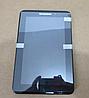 Оригинальный дисплей (модуль) + тачскрин (сенсор) с рамкой для Lenovo LePad | IdeaPad A1-07 (черный цвет)
