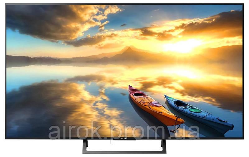 Телевизор Sony KD-49XE7005 Black