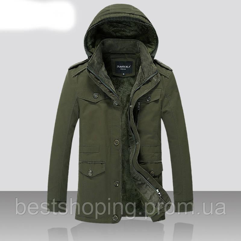 Милитари-куртка зимняя 4eaebf914ab6b