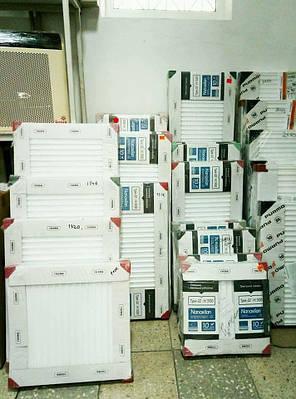 Сталевий панельний радіатор Розма Rozma тип 22 500*1600 бокове/нижнє підключення, фото 2