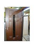 Двері вхідні броньовані з ковкою 86х205 безкоштовна доставка, фото 3
