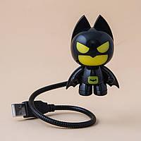 USB светильник для ноутбука Batman