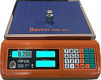 Весы торговые ПРОК-ВТ-60 кг