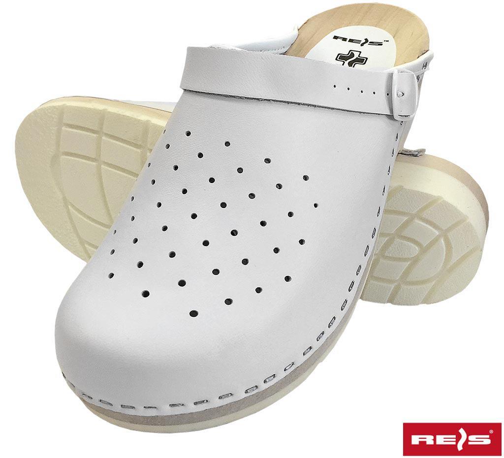 Медицинская унисекс обувь REIS Польша BMRDREDZPU