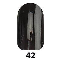 Гель-Лак  maXmar M-15 № 042 Темный шоколад