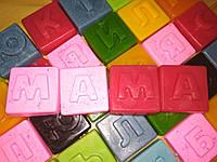 Нежнейший набор мыло МАМА, ручная работа. Лучший подарок маме.