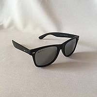 Солнцезащитные очки Полароид Ray Ban Wayfarer зеркало