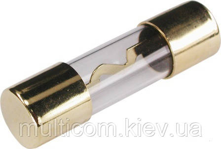 01-15-036. Предохранитель 30А, gold pin, 10х38мм