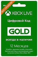 Карты оплаты Xbox Live, Game Pass, EA Access