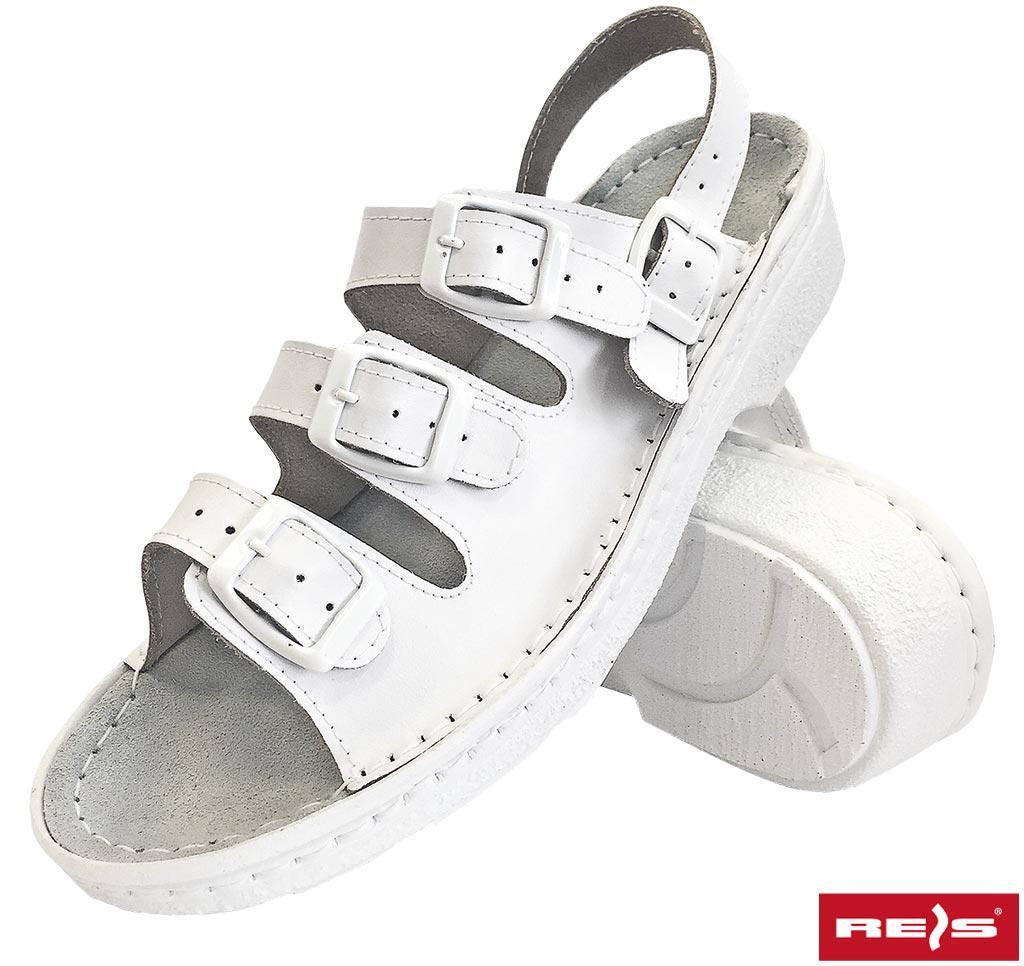 Медицинская женская обувь REIS Польша BMRKLA4PAS