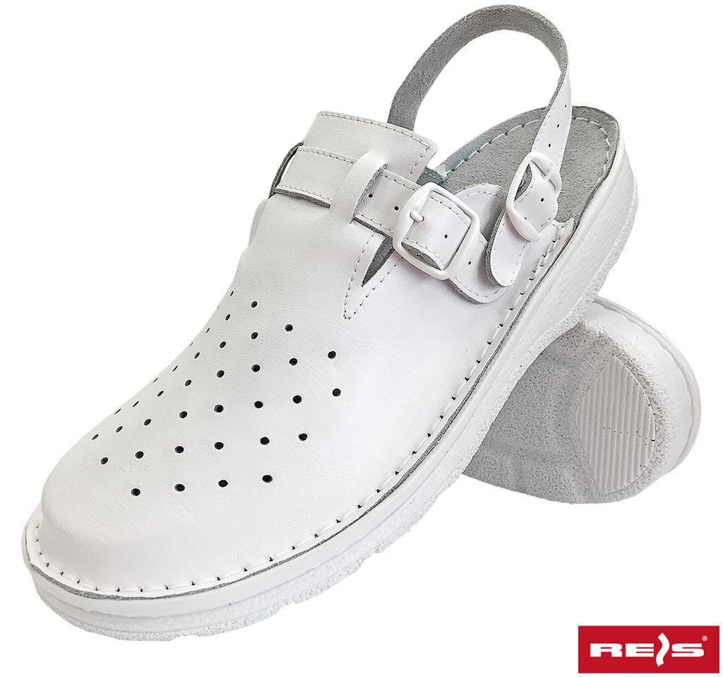 Медична чоловіче взуття REIS Польща BMRKLADZ2PAS