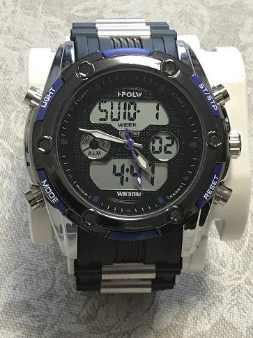Часы мужские HPOLW FS618 Blue