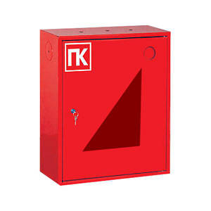 Шкаф пожарный ШПК-310 НО навесной без задней стенки 600х600х230мм