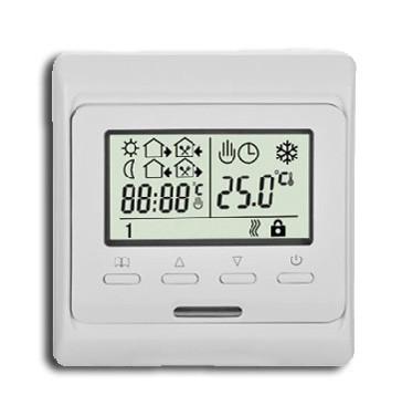 Термостат IN-THERM E51 (RTC 80) (MENRED, Китай) недельный программируемый, для теплых полов, систем отопления.