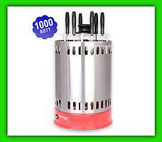 Электрошашлычница Livstar LSU 1320 1000 Вт 6 шампуров