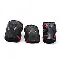 Комплект Защита Maraton Micro 002, защита для детей, для катания на роликовых коньках, самокате, скейте.