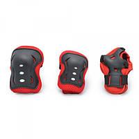 Комплект детской защиты Maraton 3, защита для детей, для катания на роликовых коньках, самокате, скейте.