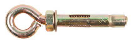 Анкер распорный 8х80 с O-крюком (кольцом)
