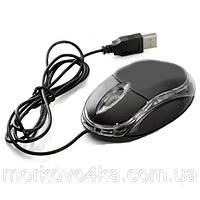 Мышка MOUSE оптическая SN01, Мышь компьютерная, мышка для ноутбука, проводная мышка, мышка для ПК