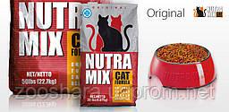 Nutra Mix (Нутра микс) ORIGINAL 22.68 кг корм для кошек