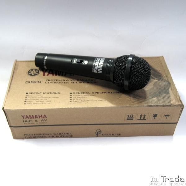 Вокальный микрофон YAMAHA YM-3000 (копия хорошего качества)