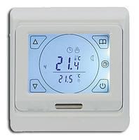 Термостат IN-THERM  E91(RTC 89) (MENRED, Китай) Сенсорный недельный программируемый для теплого пола, обогрева