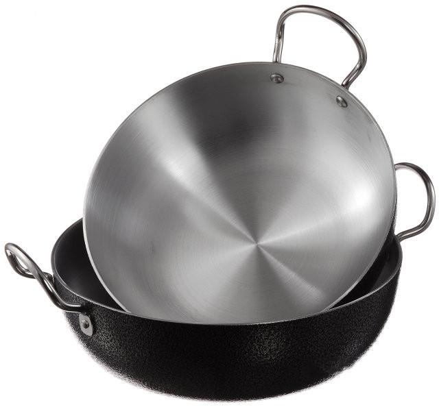 Сковорода WOK (2 шт.) 27 см и 29 см А-Плюс