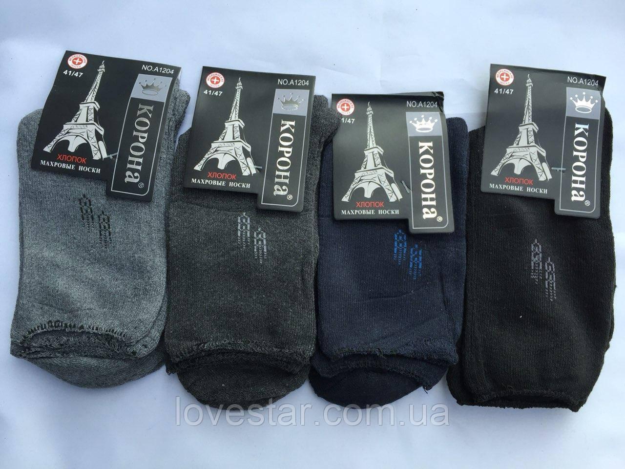 Махровые носки хлопок Башня  41-48