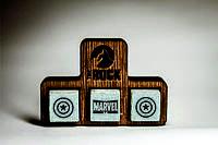 Камни для виски Whiskey stones THEROCK MARVEL Comics Captain America