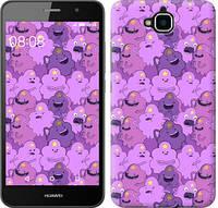"Чехол на Huawei Y6 Pro Принцесса Пупырка. Adventure Time. Lumpy Space Princess v3 ""1228c-355-9279"""