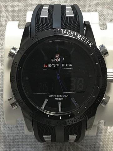 Часы мужские HPOLW FS1519 Black