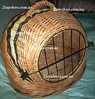 Сувенир из лозы ручной работы купить