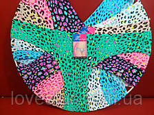Лазерные безшовные женские трусики 46-50, один цвет в упаковке